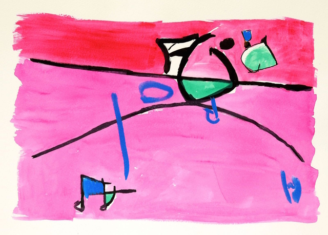 , 'Untitled (study, Six Inch Heels),' 2016, Galerie Kornfeld