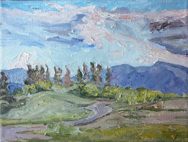 Dorothy Knowles, 'Bow Valley Series', 1991, Winchester Galleries