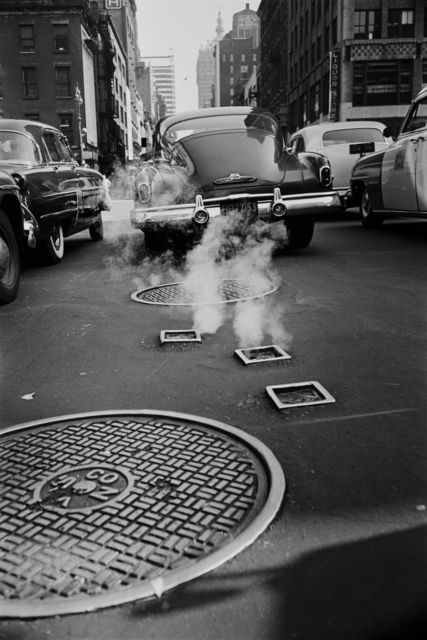 , 'Steam escapes, New York, USA,' 1953, David Hill Gallery