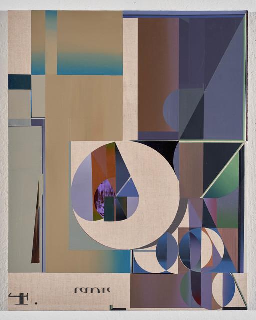 , 'Tokonoma for Absalom, Celan & Clarice,' 2018, Morgan Lehman Gallery