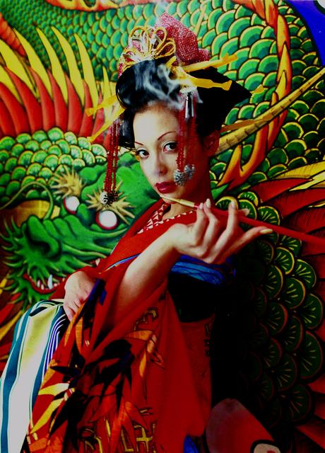 Mika Ninagawa, 'MS-Sakuran-06-22-B0-1 さくらん', 2006, Aki Gallery
