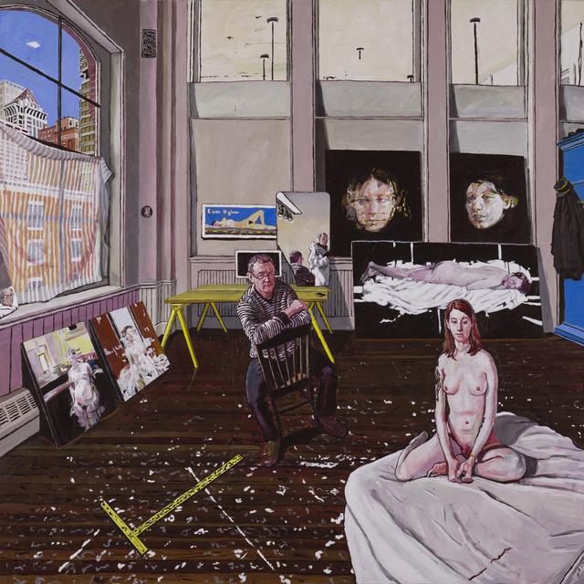 , 'Alex Kanevsky ,' 2014, Stanek Gallery