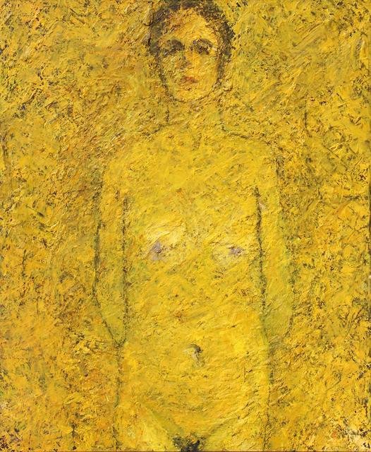 , 'Study in Yellow,' , Bau-Xi Gallery