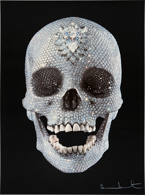 Damien Hirst, 'For the Love of God', 2011, IFAC Arts
