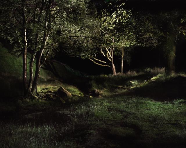 , 'Chew Hills, Saddleworth Moor,' 2016, ElliottHalls