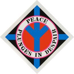 Peace Plunges In Despair