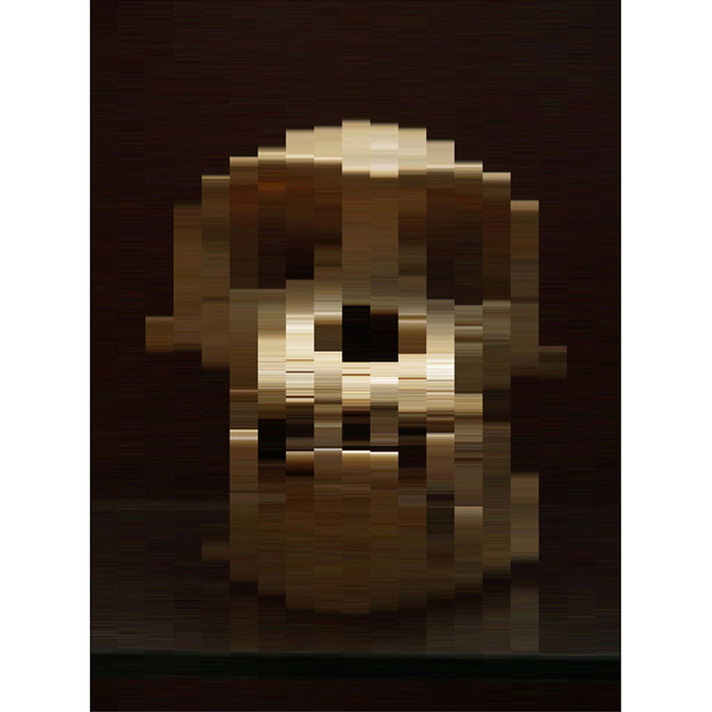 , 'Ape Skull,' 2008, HG Contemporary