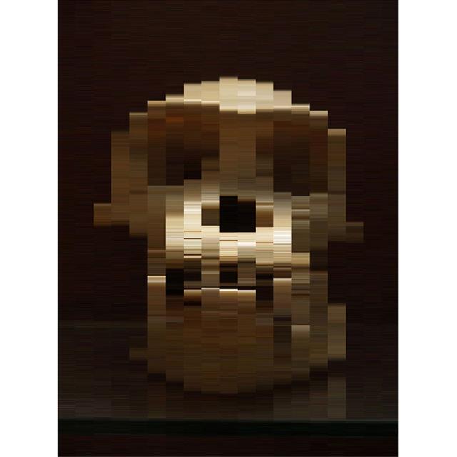 , 'Ape Skull,' 2008, HG Contemporary