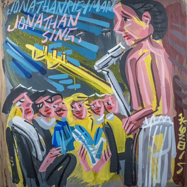 , 'Jonathan Richman - Sings,' 2015, Subliminal Projects