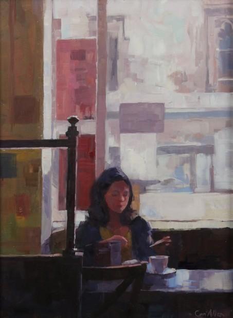 Ceri Allen, 'Patisserie', Castlegate House Gallery