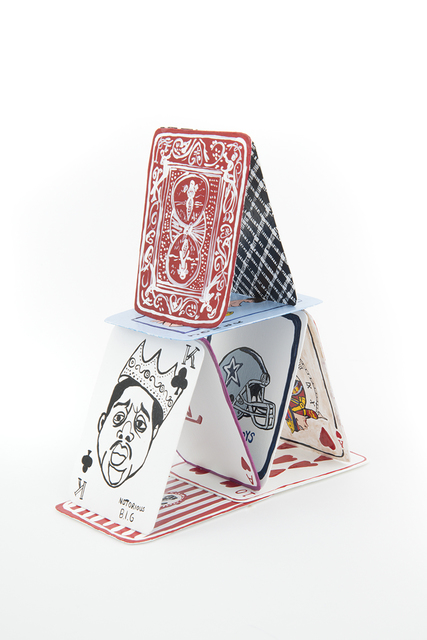 , 'House of Cards,' 2015, Joshua Liner Gallery