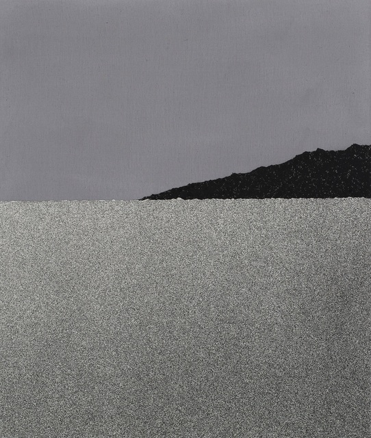 , 'Sea Scape 21,' 2018, David Pluskwa