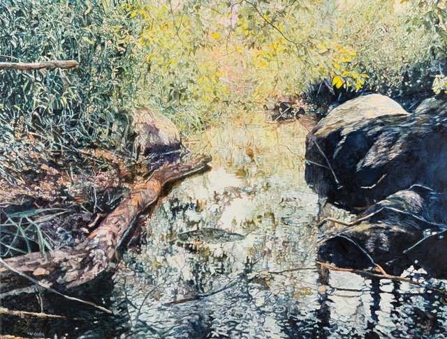 , 'Sugar Creek,' , CK Contemporary