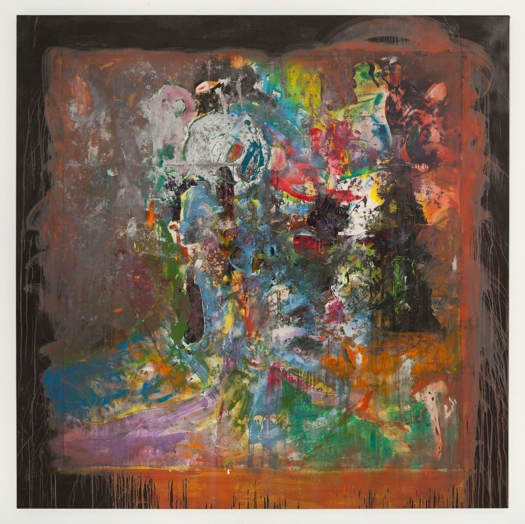 jack whitten  the sixties