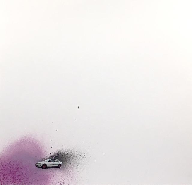 , 'Untitled (Honda in Violet),' 2016, Jenkins Johnson Gallery