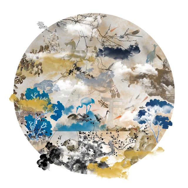 Guang-Yu Zhang, 'Fairyland', 2015, A.Style
