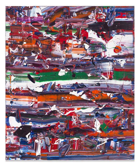 , 'Sunset Joy,' 2018, Miles McEnery Gallery