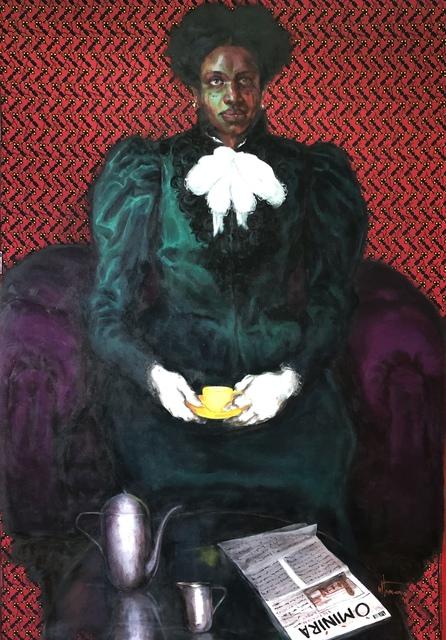 Uthman Wahaab, 'Àjíké', 2019, Sapar Contemporary