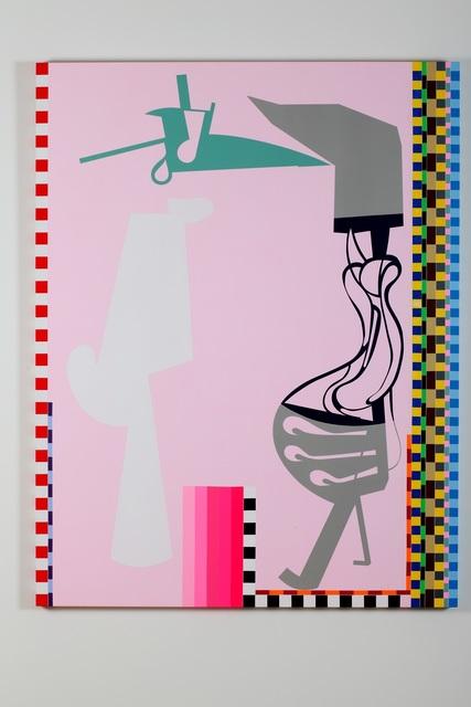 Haluk Akakçe, ''Fat Man Walking' (to the Unknown)', 2011, Galerist