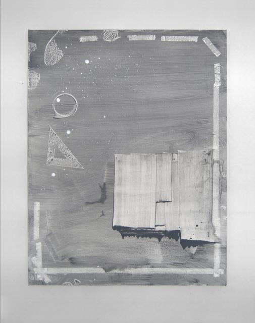 , 'Pasaporte: Footprint,' 2015, Josée Bienvenu