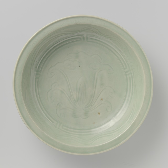 , 'Plate,' 1640-1670, Rijksmuseum