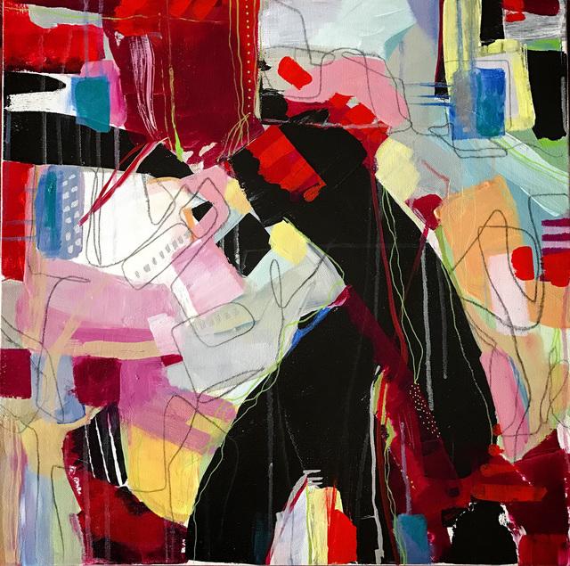 Rashelle Weissenbach, 'Poppies', 2018, Cerbera Gallery