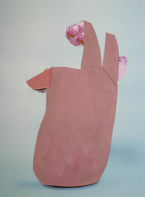 , 'Untitled (figure 2),' 2017, The Ravestijn Gallery