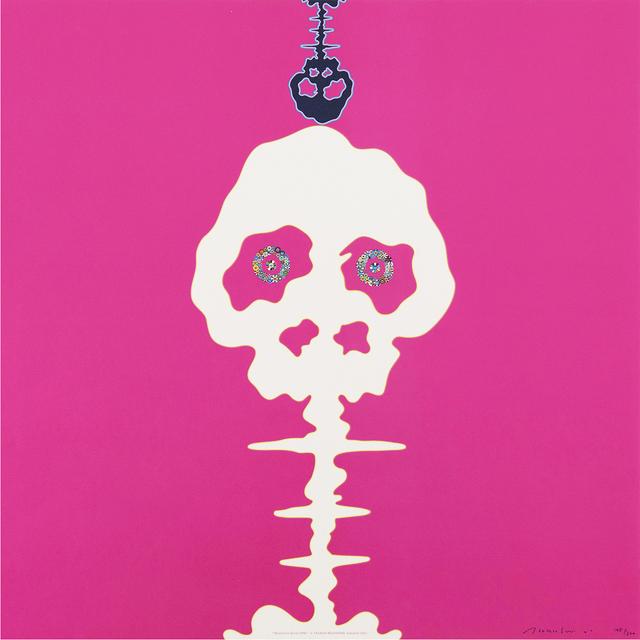 Takashi Murakami, 'Mushroom Bomb PINK ', 2001, Galerie Raphael