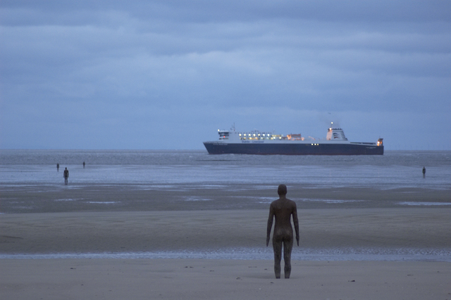 Antony Gormley, 'Another Place,' 2005, Liverpool Biennial