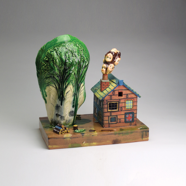 , 'Th House at Acacia Creek,' 2014, The Scottish Gallery