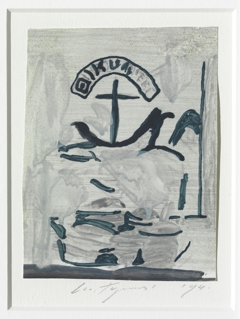 Luc Tuymans, 'Untitled', 1995, Galerie aKonzept