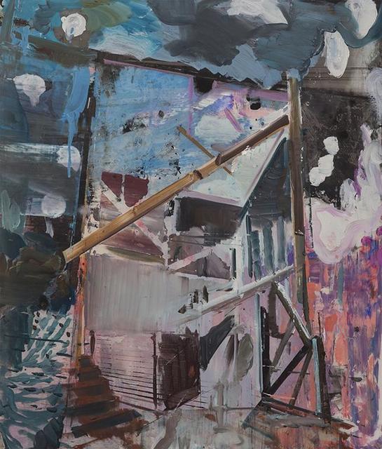 , 'Agora,' 2015, Galerie Antoine Ertaskiran