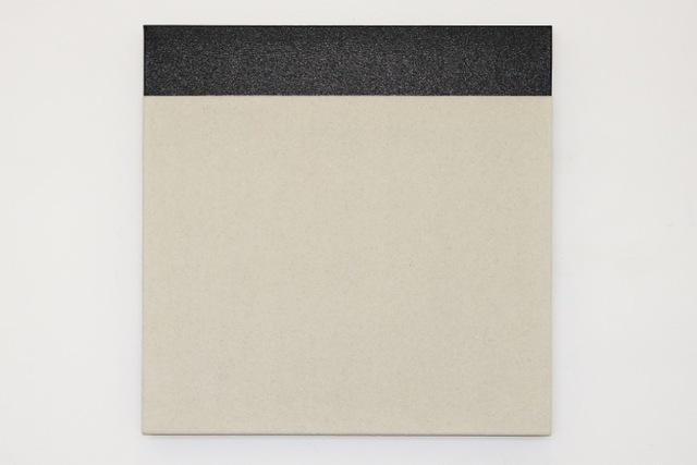 , 'Black painting No.50,' 2017, Joshua Tree Art Gallery