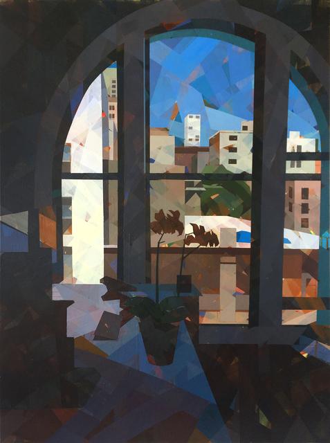 Ryoko Tajiri, 'With an Orchid', 2017, Claire Carino Contemporary