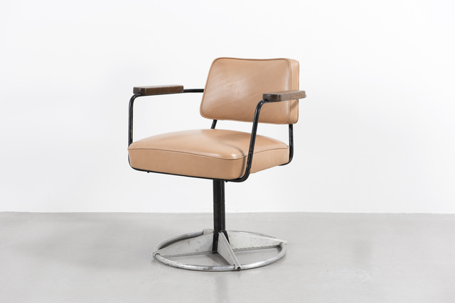 , 'Direction NO. 353 Swiveling Office Chair,' 1951, Galerie Patrick Seguin