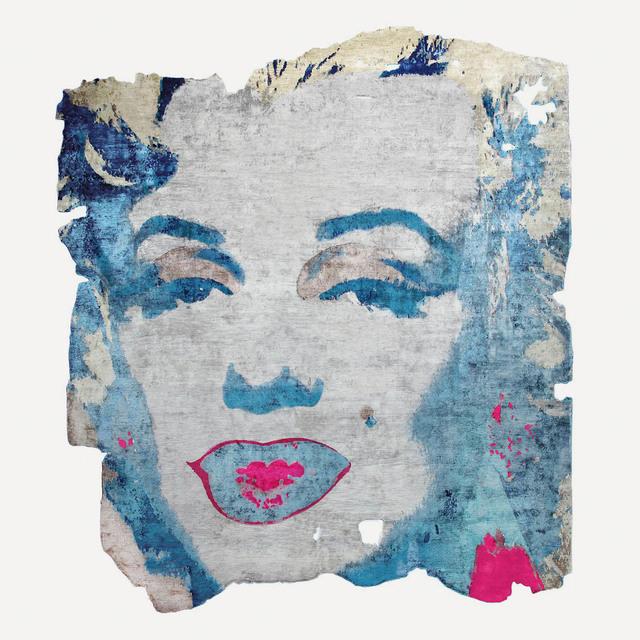 , 'Marilyn, 1967, Design by Calle Henzel, Arvidsjaur Nordic Raw 031E, 2015,' 1967, FROZEN PALMS GALLERY