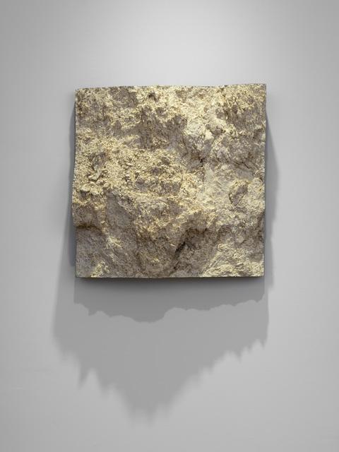 , 'Elemental Study for the Lazio Site II, (Limestone),' 2013, Vigo Gallery