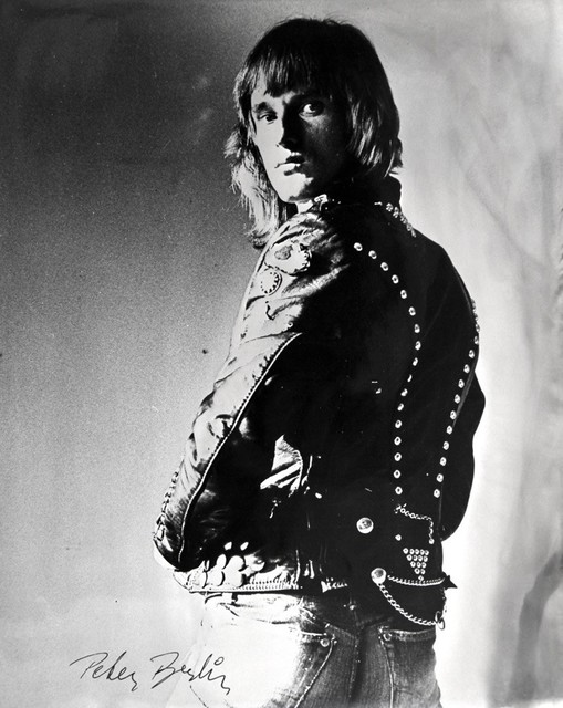 , 'Self Portrait in Black Leather Jacket,' ca. 1970, ClampArt