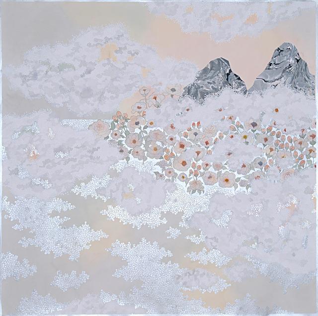 , 'the fog, ''embrace'',' 2019, Galerie du Monde