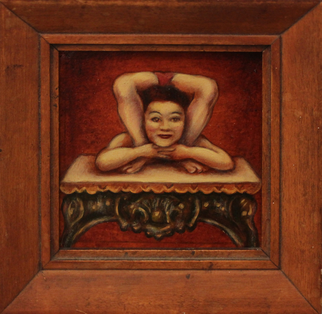 , 'Leetle Contortionist,' 1997, Robert Berman Gallery