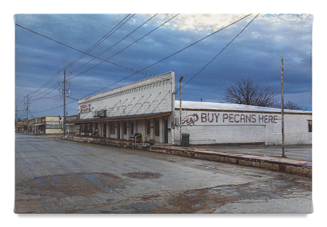 , 'Buy Pecans Here,' 2017, Miles McEnery Gallery