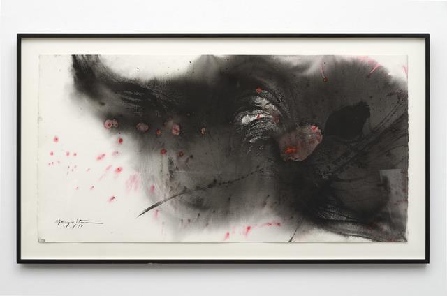 Matsumi Kanemitsu, '1-91', 1991, Louis Stern Fine Arts