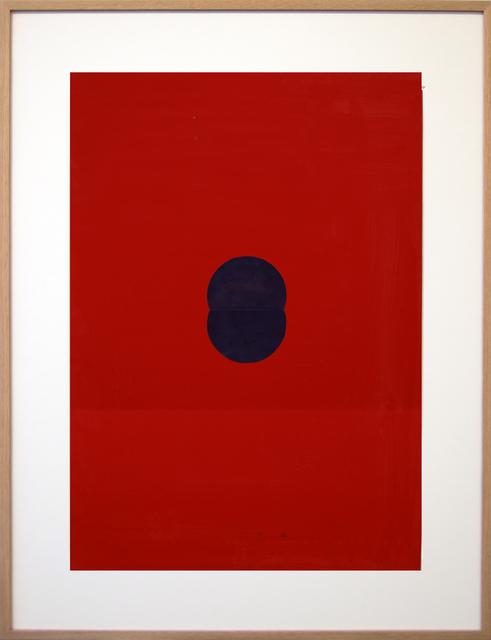, 'Murex Paper Mirror Pit,' 2011, FOLD Gallery