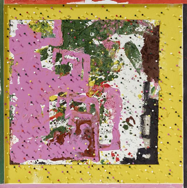 Tal R, 'punta de chroores', 2006, Victoria Miro