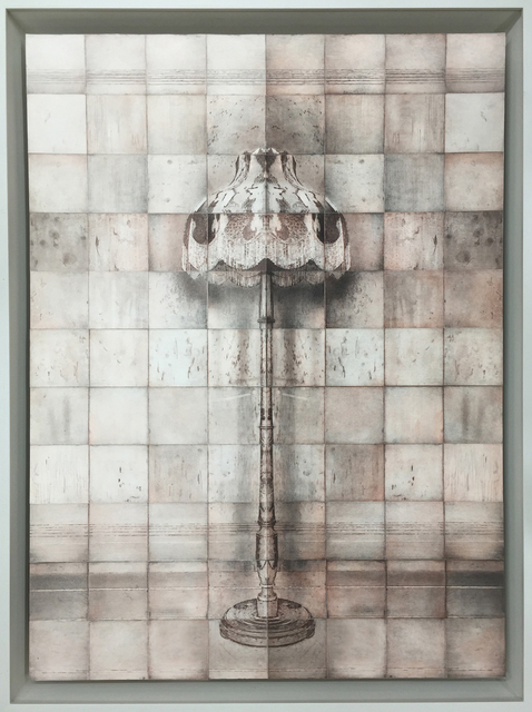 , 'Myriorama Room Series - Lamp,' 2016, Gallery Elena Shchukina
