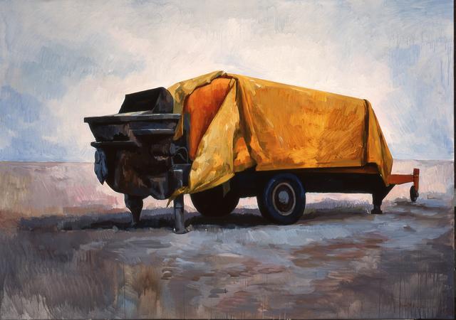 , 'Engine 5,' 2011, ShanghART