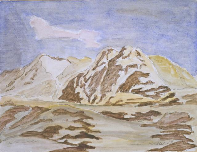 , 'Dünen im Herbst,' 1962, Henze & Ketterer