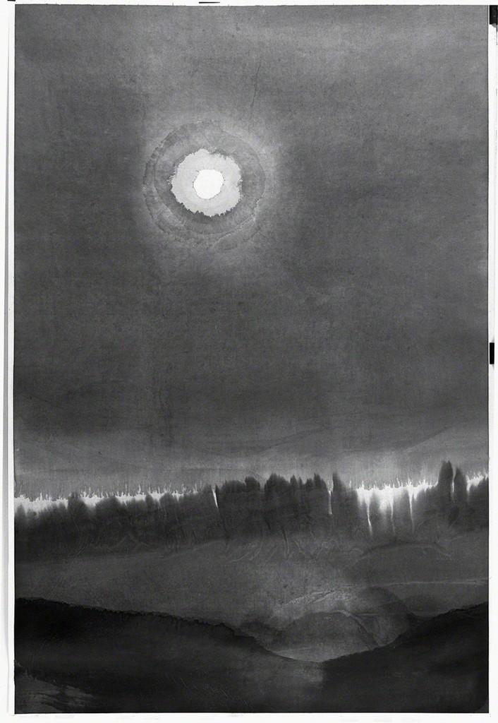 Gao Xingjian 高行健, 'Nuit silencieuse,' 2008, Galeria Senda