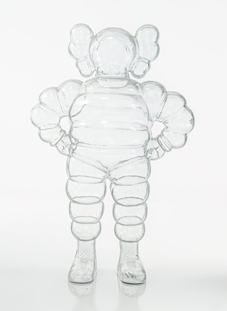 KAWS, 'Chum (Clear)', 2002, Heritage Auctions