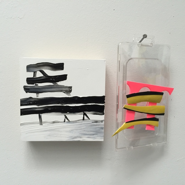 , 'In Memory of Jennifer Reeves [JS 643],' 2015, Mitchell-Innes & Nash